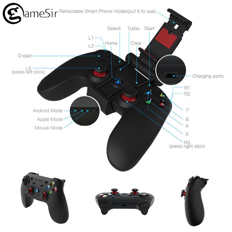 GameSir G3 PS3 Controller - GTA Central